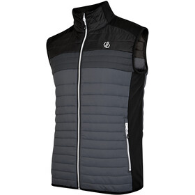 Dare 2b Mountaineer Gilet Uomo, dark storm/black